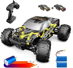 DEERC 300E RC 4WD Car 1:10 High Speed Brushless Monster Truck for Kids Adults $129.00