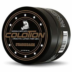 Bossman Colotion 2 In 1 Mens Lotion and Cologne Moisturizing and Hydrating S $24.92