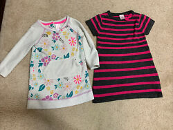 Two Dresses For Girls Size 3T $10.99