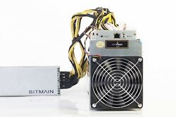 Antminer L3 504MH s Litecoin Miner With APW3 PSU New Never Opened $700.00