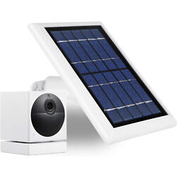 Solar Power Panel for Wyze Cam Outdoor Security Outdoor Camera 1 Pack $39.99
