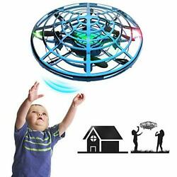 Flying Ball Hand Operated Mini Drones For Kids amp; Adults With Shinning LED Lights $22.76