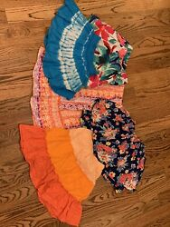 Summer Girl Sz 12 Skirt Lot Sweater $20.00