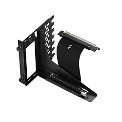 Fractal Design Flex B 20 Bracket case mount GPU vertical PCIe3.0x16 Riser cable $63.90