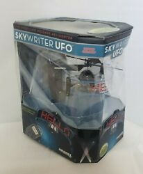 New in Package Skywriter UFO by Propel Scrolling Message Helicopter Drone $12.00