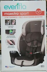 Evenflo Maestro Sport Harness Booster Car Seat Layton $89.99