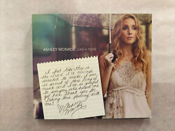 ASHLEY MONROE: LIKE A ROSE CMA AWARDS CONSIDERATION PROMO CD NEW amp; SEALED
