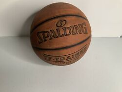 Spalding TF Trainer Weighted Trainer Ball 3lbs Composite Leather $24.99