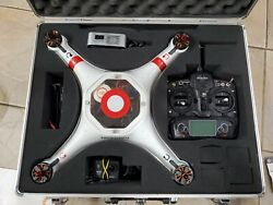 Mariner Drone Splash Waterproof Rugged Brushless Quadcopter FPV factory w case $700.00
