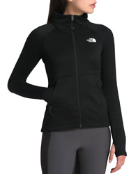 The North Face Women#x27;s Canyonlands Full Zip TNF Black LARGE $58.00