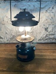 Vintage 288 Coleman Double Mantle Lantern Camping Hunting Tested Works $39.99