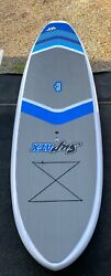 Sup Atx Viking Paddle Board with Carbon Fiber CN7 Paddle w composite blade $700.00