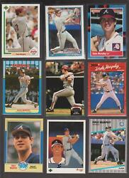 Dale Murphy Cards Inserts amp; More U Pick 15% off on 4 * $1.49