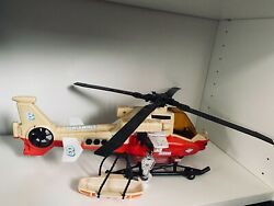 Tonka Helicopter Sea Rescue 2003 with Boat and Winch GBP 15.99