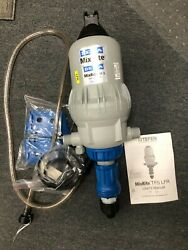 Dema Mixrite TF 5 002 ON OFFChemical Injector Water Driven .9 22 GPM $530.00
