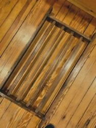 Antique Wooden Drying Rack $50.00