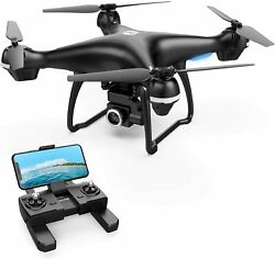 Holy Stone HS100 RC Drone with 2K HD Camera Large Quadcopter GPS Return Home FPV $99.90