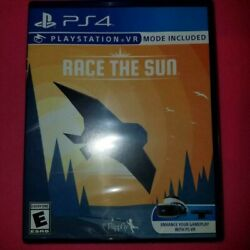Race the Sun for the Playstation 4 Brand new $42.00