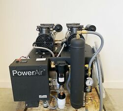 Midmark PowerAir P22 Dental Air Compressor Oil Free Mfg 2020 *Used Only 5 Hours $3995.00