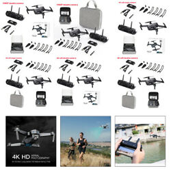 RC Drone Quadcopter with HD Camera WiFi FPV Foldable RC Quadcopter SG107 $49.02