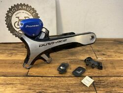 Shimano Dura Ace FC 9000 SGY PM910H Pioneer Crank Both Sides Measurement $1176.11