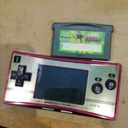 Game Boy Micro With Soft Gba Nanalist $244.47
