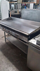 60X24 KEATING USED GAS GRIDDLE INCLUDES FREE SHIPPING $4000.00