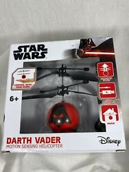 Star Wars Darth Vader Motion Sensing Helicopter Control With Your Hand NEW $22.00