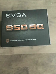 EVGA 850 BQ 80 BRONZE 850W Semi Modular Power Supply 110 BQ 0850 V1 $119.99
