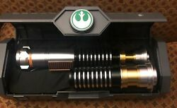 Star Wars Galaxy#x27;s Edge Luke Skywalker Legacy Lightsaber Disney Parks $209.94