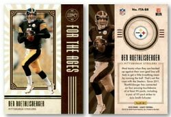 2020 Panini Legacy For the Ages #13 Ben Roethlisberger Steelers $0.99