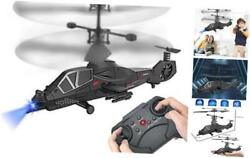 Remote Control Helicopter RC Helicopter Flying Toy with Gyro for 3.5 Channel $24.52