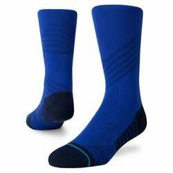 New with Tags Stance Socks quot;Athletic Crew STquot; M: 3 5.5 W: 5 7.5 Blue Unisex S $12.99