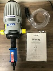 MixRite 2.5Chemical Injector Water Driven .09 11 GPM $310.95