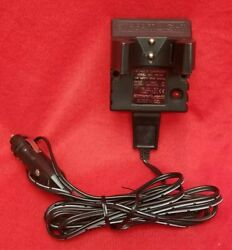 STREAMLIGHT STINGER Flashlight Charger Base 75100 With DC Power Supply $29.00