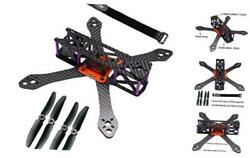 220mm FPV Racing for Martian II Carbon Fiber Quadcopter Frame Kit Drone Frame $38.95
