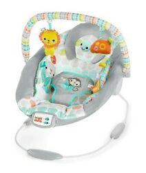 Bright Starts Cradling Bouncer Whimsical Wild $33.99