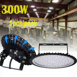 300W UFO LED High Bay Light Gym Factory Warehouse Industrial Commercial Light