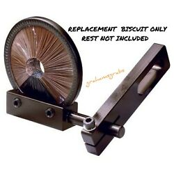 TROPHY RIDGE WHISKER BISCUIT REPLACEMENT LARGE .36quot; BROWN BLACK AUTHENTIC $14.99