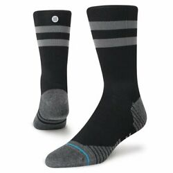 New with Tags Stance Socks Performance quot;Light Crewquot; Run Cycle Athletics $13.99