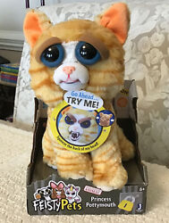 William Mark Feisty Pets PRINCESS POTTYMOUTH Cat Changes from Sweet to Feisty $24.00