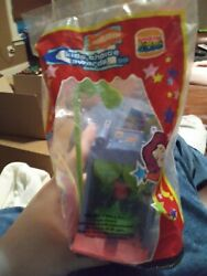burger king nickelodeon kids choice awards spinner toy rosie odonnell sealed $6.00