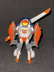 Transformers Rescue Bots Blade Rescue Helicopter Robot $16.00