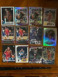2019 20 Optic Hoops Premium KEVIN PORTER JR. Lot of 12 RC with green SILVER $19.95