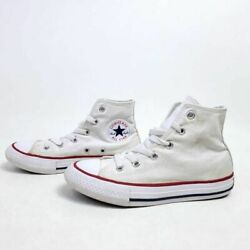 Converse Chuck Taylor All Star Kids Size 13 Shoes Core Hi Sneakers White 3J253 $20.68