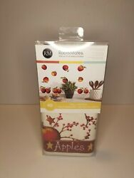 Roommates Country Apple Stars amp; Berries 40Wall Decals Stickers Kitchen Decor $10.99
