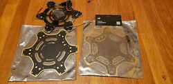 2 DJI Hexacopter Drone F550 Plate Frame Sets ONE NEW ONE USED $33.00