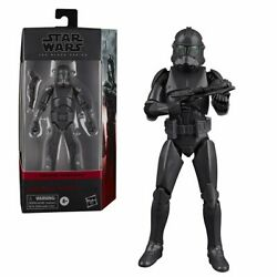 Star Wars The Black Series Bad Batch Elite Squad Trooper 6 Inch Action Figure $21.98