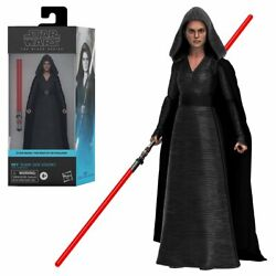 Star Wars The Black Series Rey Dark Side Vision 6 Inch Action Figure $21.98