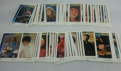 1992 CMA Country Gold Trading Cards Complete Set 1 100 Great Shape Country Music